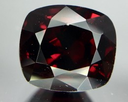 1.85 Crt Red Spinel Faceted Gemstone