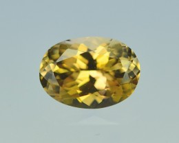 0.85 Cts Wonderful Natural Peach Brown Zoisite