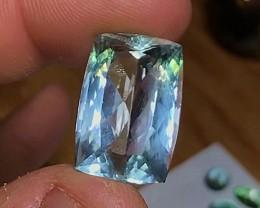22.45 cts VVS Aquamarine Gemstone ~ High End Jewelry Grade $1200  D14