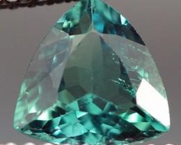 1.43 CT 7X7 MM NATURAL BLUISH GREEN ALEXANDRITE - AX59