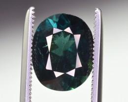 2.50 Ct Brilliant Color Greenish Blue Tourmaline