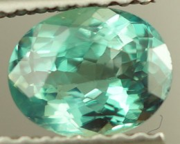 1.02 CT NATURAL COLOR CHANGE ALEXANDRITE PERFECT CUT OVAL SINGLE