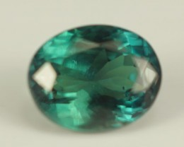 1.26 ct GIA CERTIFIED BLUISH GREEN TO REDDISH PURPLE NATURAL ALEXANDRITE