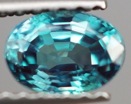 0.85 CT STRONG COLOR CHANGE !! NATURAL DARK BLUISH GREEN ALEXANDRITE