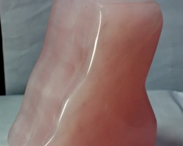 4560 ctTop Quality  Superb Pink Calcite Carved Tumble Shape
