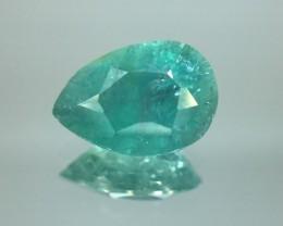 Rare Clarity 1.30 Cts Grandidierite World Class Rare Gem ~ Madagascar Pk5