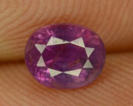 Rare Natural Kashmir Corundum Sapphire