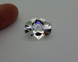 17.51Ct TOPAZ ( Killiercrankie Diamond ) Specialty Cut stone