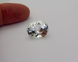 13.55Ct TOPAZ ( Killiercrankie Diamond ) Specialty Cut stone
