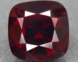 2.80 Ct VVS Unheated Deep Crimson Red Mahenge Spinel - NO RESERVE