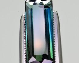 3.60 Ct Superb Color Natural Indicolite Tourmaline