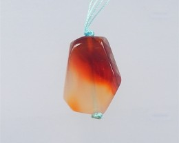 49.5ct New Design Beautiful Red Agate Pendant (18042014)