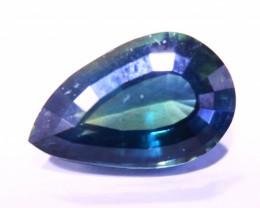 Cts 2.35  Natural Ethiopian Sapphire  cv9