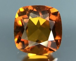 0.50 CT NATURAL CITRIN HIGH QUALITY GEMSTONE S54