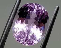 5.35 cts pink kunzite Best Grade Gemstones JI 25