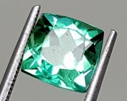 3.75 cts green spodumene Best Grade Gemstones JI 25