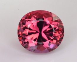 3.70 Ct Brilliant Color Natural Pink Tourmaline