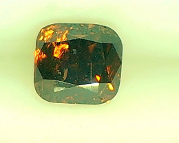 0.25ct  Fancy Reddish Brown  Diamond , 100% Natural Untreated