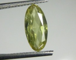 2.56ct Color Changing Diaspore(Zultanit) , Natural untreated Gemstone