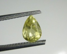 1.06ct Color Chancing Diaspore (Zultanit) , Natural Untreated Gemstone