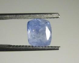 2.02ct Blue Ceylon Sapphire , 100% Natural Untreated Gemstone