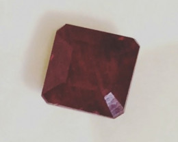 2.52 ct Blood Red African Ruby   A413 F72 G531