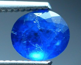 AAA Rarity Afghanite 1.47 ct Fluorescent Never Before Seen Size SKU.1