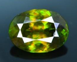 AAA Color 1.85 ct Chrome Sphene from Himalayan Range Skardu Pakistan SKU.14