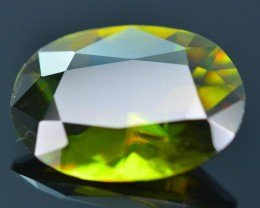 AAA Color 2.15 ct Chrome Sphene from Himalayan Range Skardu Pakistan SKU.14