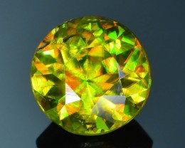 AAA Color 1.40 ct Chrome Sphene from Himalayan Range Skardu Pakistan SKU.14