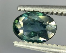 0.55 Crt GIL Certified Sapphire Faceted Gemstone (R 170)