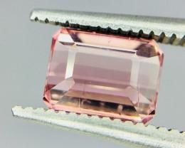 1.25Crt Tourmaline  Faceted Gemstone (R 170)