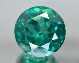 4.85 Crt Green Topaz Faceted Gemstone (R 170)