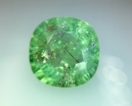 GIL Certified 6.45 Cts Paraiba Tourmaline Top Fire ~ Mozambique