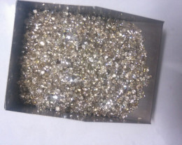 168.5ct    Diamond Parcel  , 100% Natural Untreated