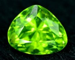 2.70 cts  Natural Olivine Green Natural Peridot Gemstone