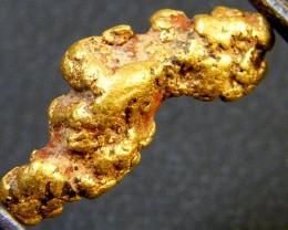 AUSTRALIAN GOLD NUGGET 1.88 GRAMS LGN 70