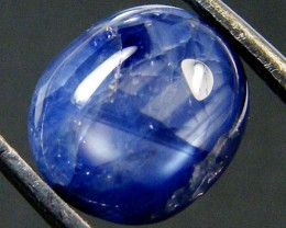 MIDNIGHT BLUE ROLLING FLASH 4.50 CTS  AG 744