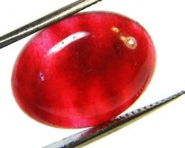 Quartz Ruby Red colour  8.20   carats   QU 185