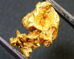 AUSTRALIAN GOLD NUGGET 1.59 GRAMS  LGN 265