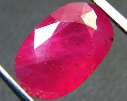 FREE SHIPPING RASBERRY RED RUBY 5 CTS RM 218