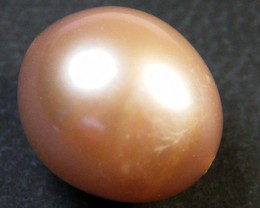 CHINESE FRESH WATER CULTURED PEARL 7.55 CTS SG 1103