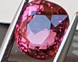 4.39cts Tourmaline,  Untreated,  Clean