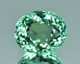 4.21 Cts Fabulous Attractive Beautiful Natural Mint Green Tourmaline