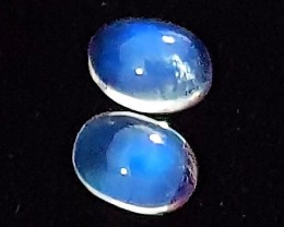 2.02cts Moonstone,  Top Clarity,  Full adulerescence
