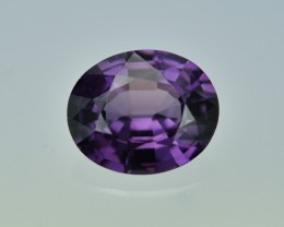 1.365 Cts Marvelous Natural Madagascar Lavender Spinel