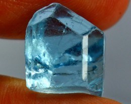 14.30 Ct Beautiful, Superb & Stunning Pakistani Blue Topaz Crystal Roug