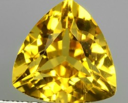 2.65 CTS AMAZING TOP FIRE  NATURAL YELLOW BERYL