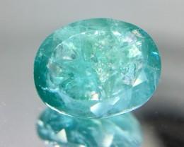 3.15 Crt Rare Grandidierite Faceted Gemstone (R 171)