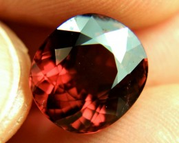 CERTIFIED - 8.07 Carat VVS1 Rubellite Tourmaline - Superb